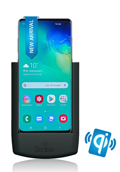 Strike Alpha Samsung Galaxy S10e Wireless Charging Cradle Professional Install