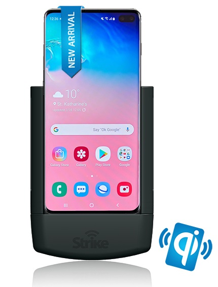 Strike Alpha Samsung Galaxy S10 Plus Wireless Charging Cradle Professional Install