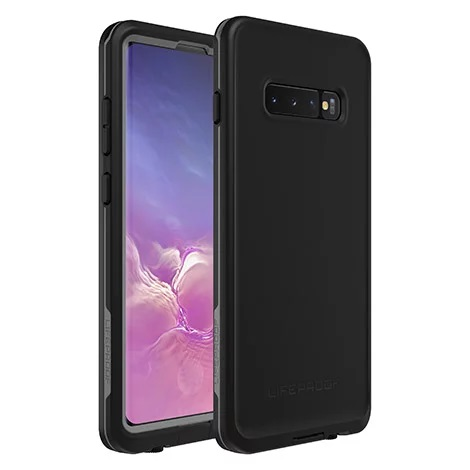 Lifeproof Fre Case For Galaxy S10+ Asphalt