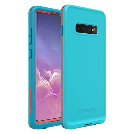 Lifeproof Fre Case For Galaxy S10+ Boosted