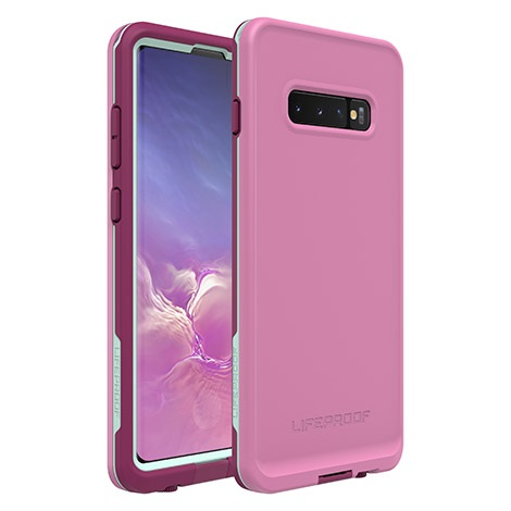 Lifeproof Fre Case For Galaxy S10+ Frostbite