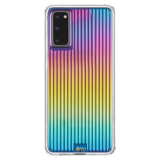 Case-Mate Tough Groove Case Iridescent For Galaxy S20