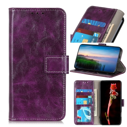 Samsung Galaxy S21 5G Wallet Case Purple