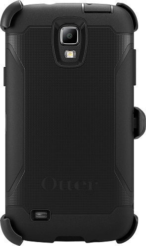 OtterBox Defender Case For Samsung Galaxy S4 Active Black