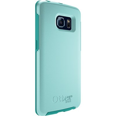 Samsung Galaxy S6 Edge OtterBox Symmetry Case Aqua Sky
