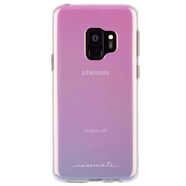 Case-Mate Naked Tough Case suits Samsung Galaxy S9 Iridescent