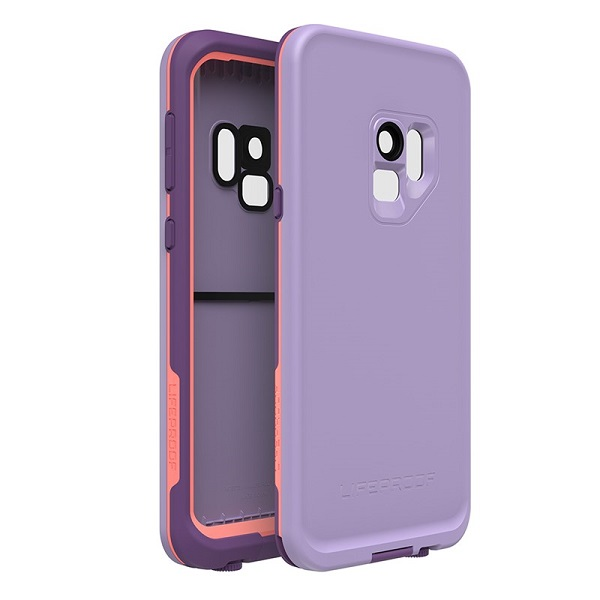 LifeProof Fre Case suits Samsung Galaxy S9 Chakra