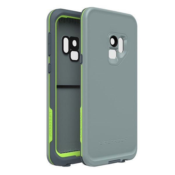 LifeProof Fre Case suits Samsung Galaxy S9 Drop In