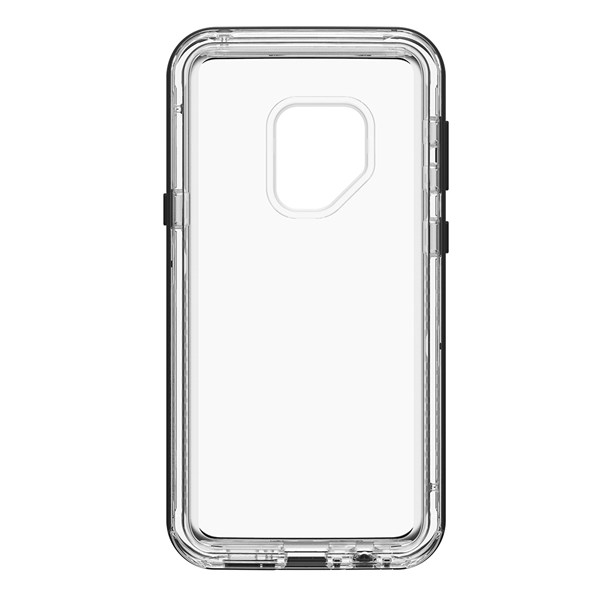 LifeProof Next Case suits Samsung Galaxy S9 Black Crystal