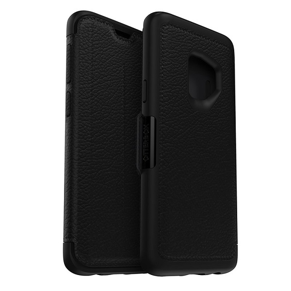 OtterBox Strada Case suits Samsung Galaxy S9 Shadow
