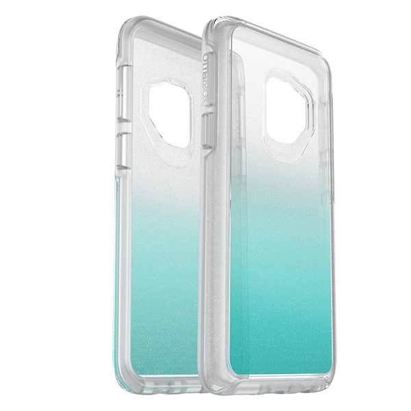 OtterBox Symmetry Clear Case suits Samsung Galaxy S9 Aloha Ombre