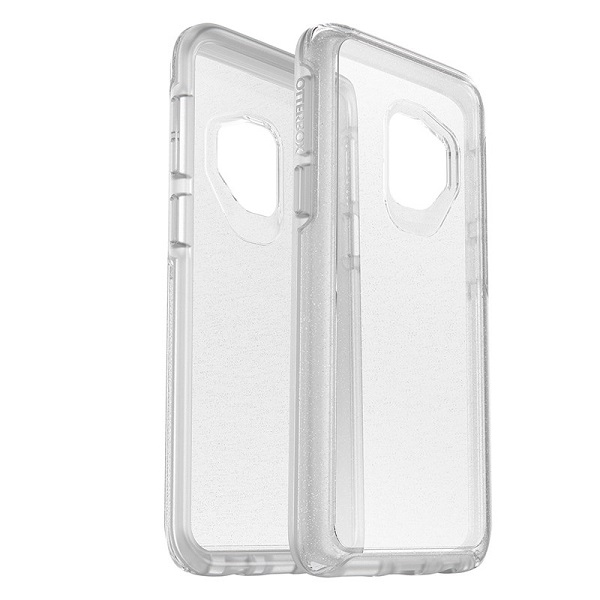 OtterBox Symmetry Clear Case suits Samsung Galaxy S9 Stardust