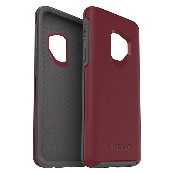 OtterBox Symmetry Case suits Samsung Galaxy S9 Fine Port