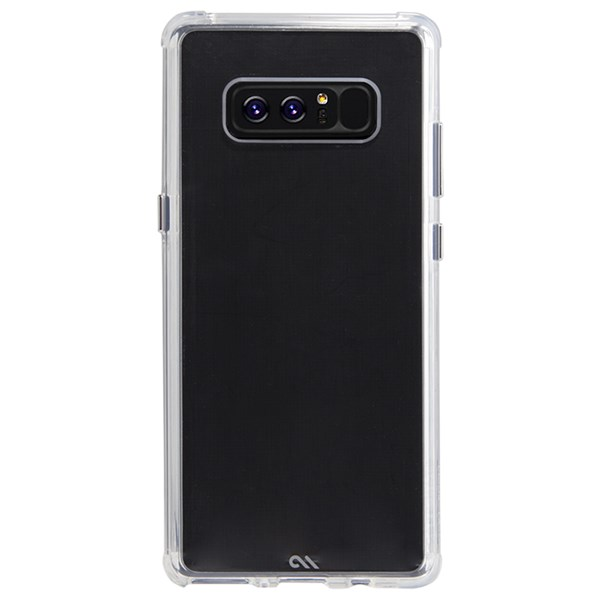 Case-Mate Naked Tough Case Clear Note 8