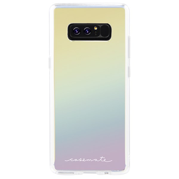 Case-Mate Naked Tough Case Iridescent Note 8