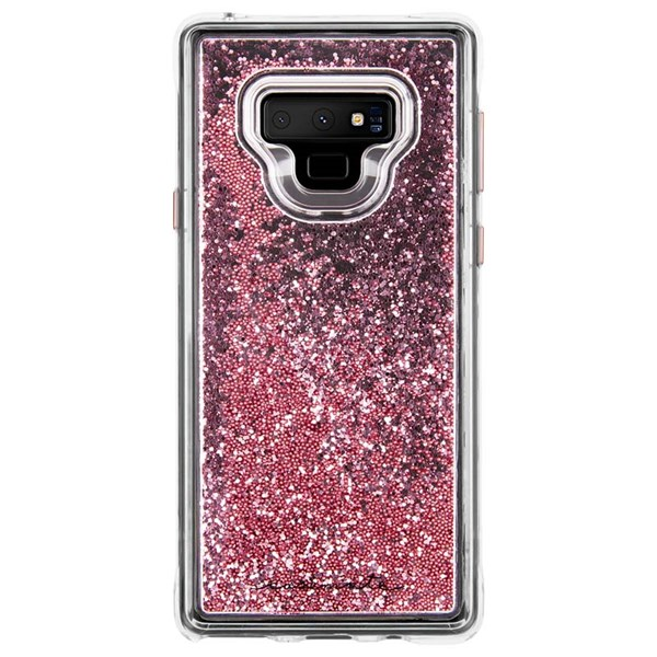 Case-Mate Waterfall Case suits Samsung Galaxy Note9 Rose Gold