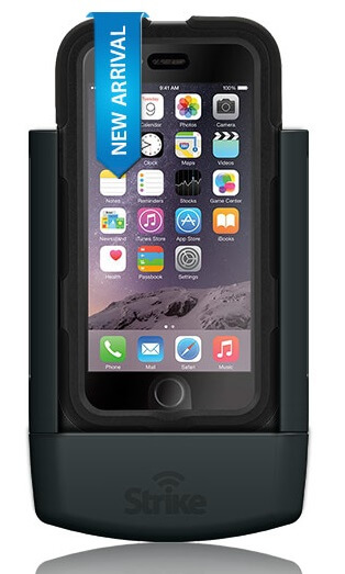 Strike Alpha Apple iPhone 6 And iPhone 6S Cradle for Griffin Survivor Case Professional Install