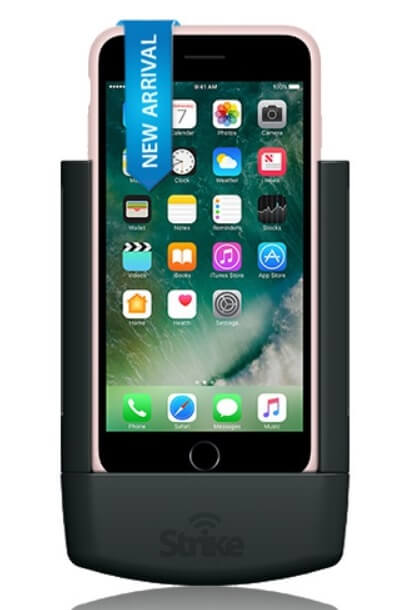 Strike Alpha Apple iPhone 7 Plus And iPhone 8 Plus Cradle for Apple cases DIY
