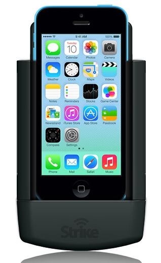 Strike Alpha Cradle For Apple iPhone 5C Professional Install