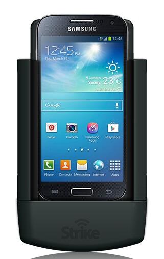Strike Alpha Cradle For Samsung Galaxy S4 Mini Optus Version