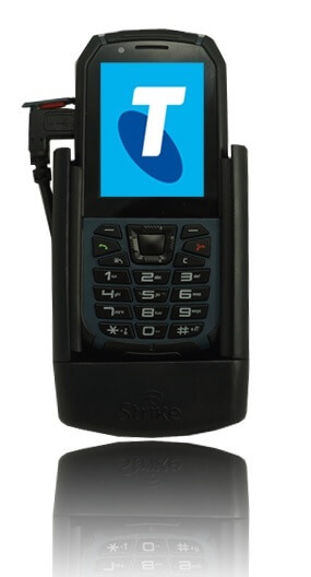 Strike Alpha Cradle For Telstra Tough 3 T55 And Tough 4 T55a Professional Install
