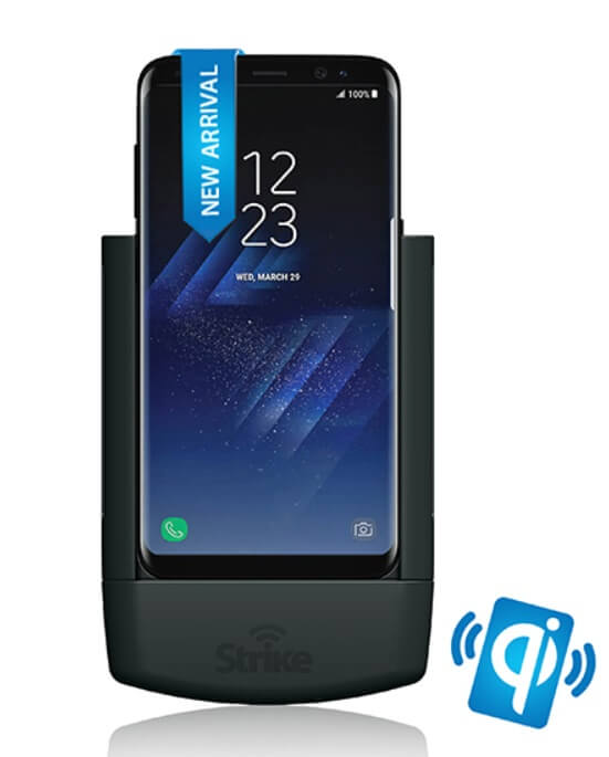 Strike Alpha Samsung Galaxy S8 Wireless Charging Cradle Professsional Install