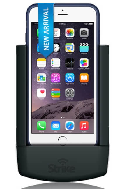 Strike Alpha iPhone 6 Plus And iPhone 6S Plus Car Cradle for Apple Cases DIY