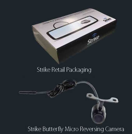 Reversing Camera Bundle Pack