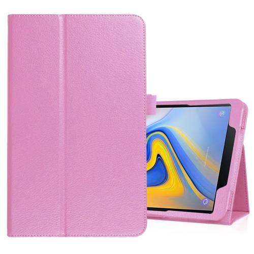 Galaxy Tab A 10.5 2018 Inch PU Leather Case Pink