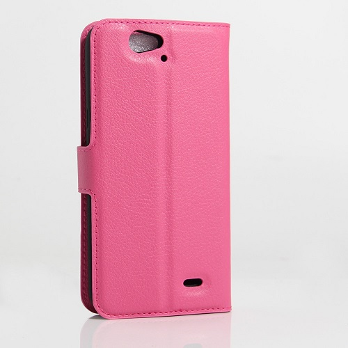 Telstra 4GX HD Leather Case Pink