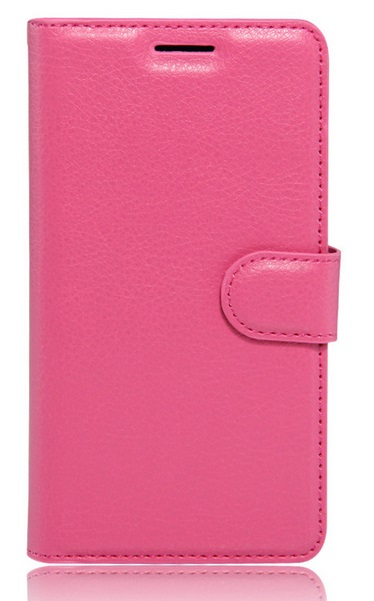 Telstra 4GX Plus Leather Case Pink
