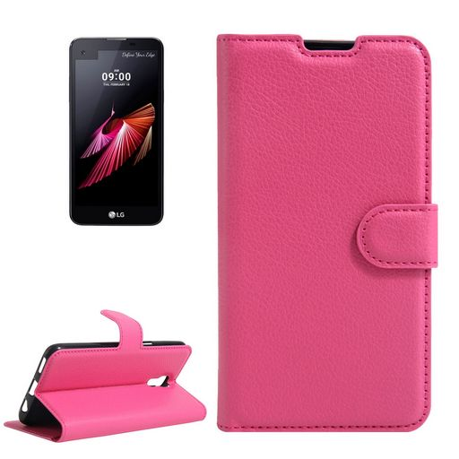 Telstra Signature Enhanced Leather Case Pink