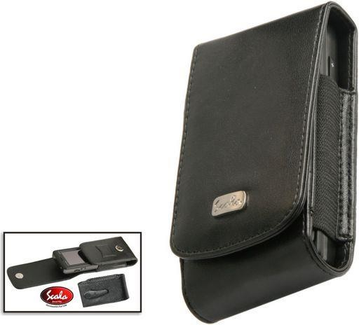 Easy Discovery 4 Telstra T4 Vertical Leather Pouch