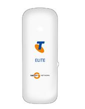 Telstra Prepaid Elite USB Modem MF668